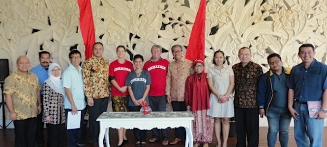 STP Bandung with Swisscontact signed the Memorandum of Understanding (MoU) of the 2nd  Period Tourism Project
