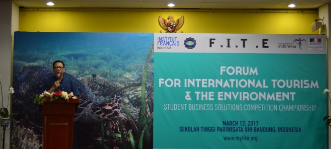 Forum for International Tourism & the Environment (FITE) 2017