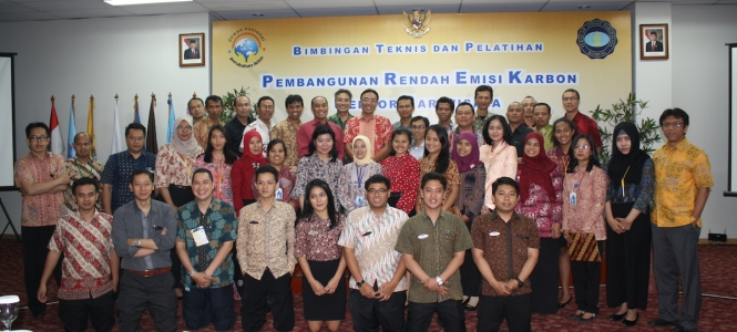 Training Development of Low Carbon Emissions Training in Tourism Sector