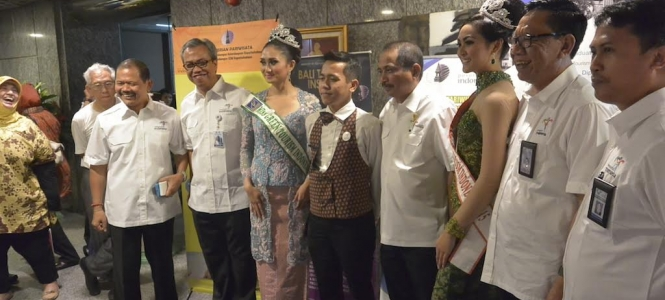 Year End Exhibition 2015 Ministry of Tourism of the Republic of Indonesia